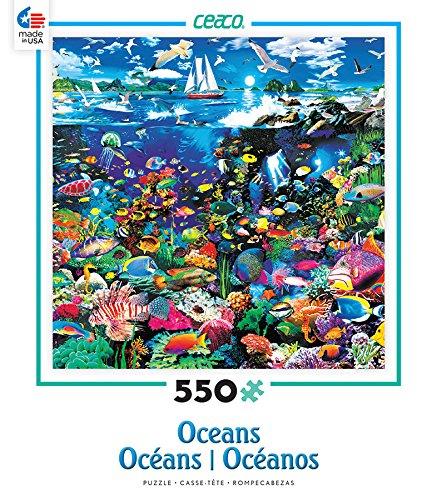 Ceaco Oceans - Tropical Lagoon Puzzle