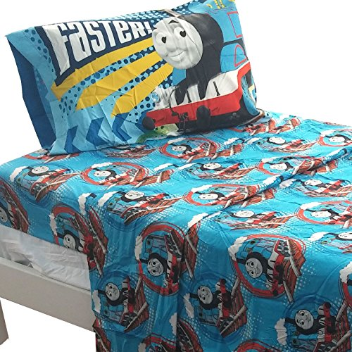 thomas the train bed sheet set faster tank engine bedding accessories