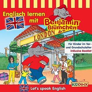 Englisch lernen mit Benjamin Blümchen Hörspiel