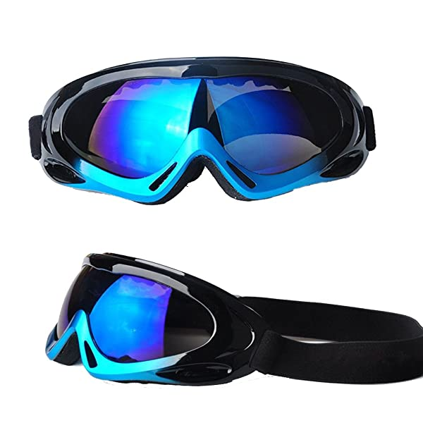 7e720fab30b2 Feier Yusi Adult Professional Ski Goggles Snowmobile Snowboard Skate Snow  Skiing Goggles with 100% UV400 ...