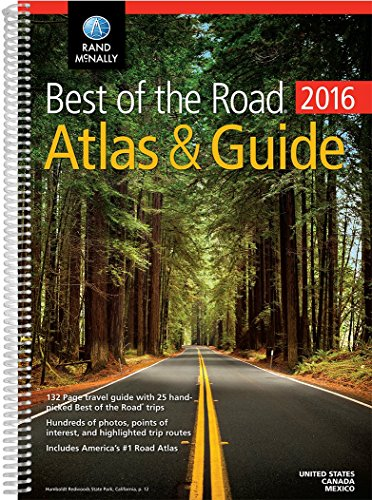 Rand McNally 2016 Best of the Road Atlas & Guide NEW! PDF