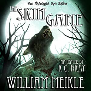 The Midnight Eye Files: The Skin Game Audiobook