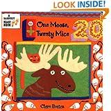 One Moose, Twenty Mice (A Barefoot Board Book)