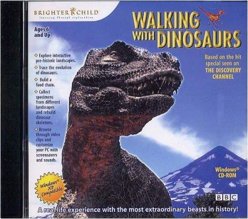 SIMON & SCHUSTER  Walking With Dinosaurs (Windows/Macintosh)