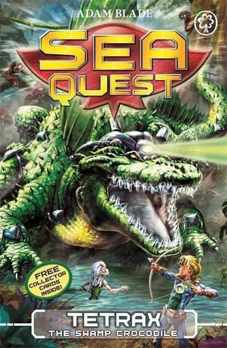 9: Tetrax the Swamp Crocodile (Sea Quest)