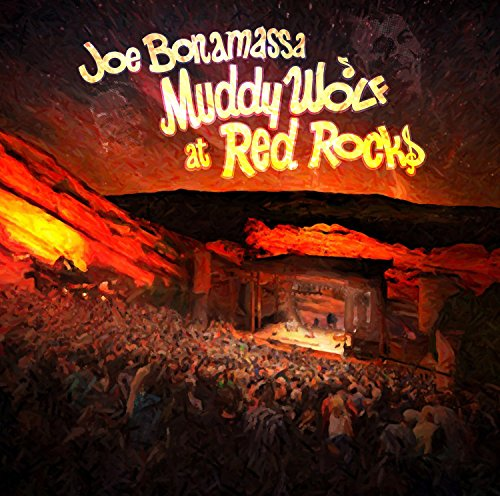 Muddy Wolf at Red Rocks (3 LP)