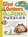 img - for The Great Outdoors Games & Puzzles book / textbook / text book
