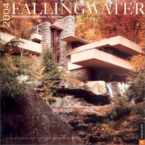 Fallingwater: 2004 Wall Calendar