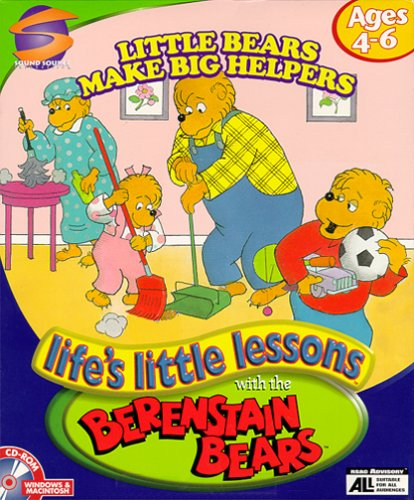 Berenstain Bears: Little Bears Make Big Helpers