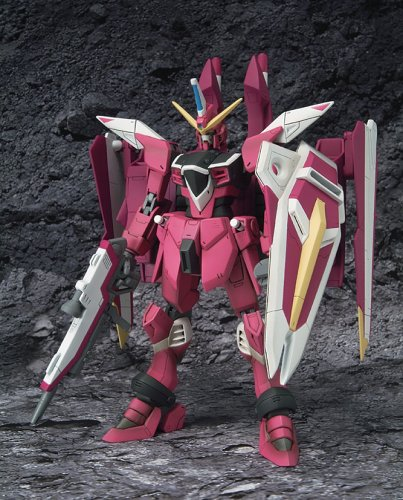 Gundam MSIA ZGMF-X09A Justice Gundam Extented Action Figure