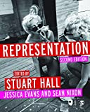 img - for Representation: Cultural Representations and Signifying Practices (Culture, Media and Identities series) by Stuart Hall (Editor), Jessica Evans (Editor), Sean Nixon (Editor) (30-Apr-2013) Paperback book / textbook / text book