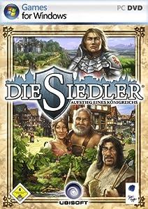 Die Siedler - Aufstieg eines Königreichs (DVD-ROM)