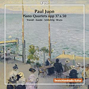 Piano Quartets Op 50 & 37 Rhapsodie