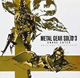 Image of Metal Gear Solid 3: Snake Eater Original Soundtrack