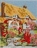Fragrant Cottage Tapestry Kit - Tapestry Kit
