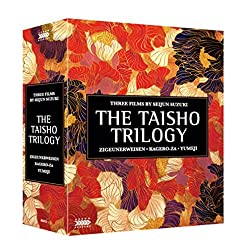 Seijun Suzuki's The Taisho Trilogy [Blu-ray]