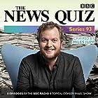 The News Quiz: Series 93: The topical BBC Radio 4 comedy panel show Radio/TV von  BBC Radio Comedy Gesprochen von: Miles Jupp, Jeremy Hardy, Susan Calman