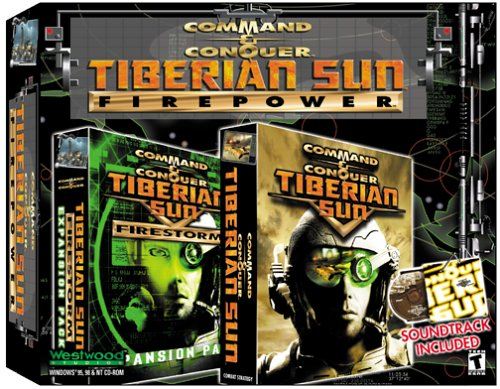 Command & Conquer: Tiberian Sun - Firepower Bundle