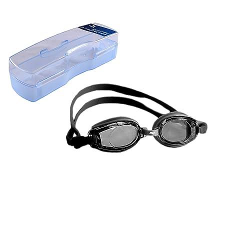 379404f98e5 IST RX Prescription Swim Goggle with Optical Corrective UV Protection  Anti-Fog Lenses