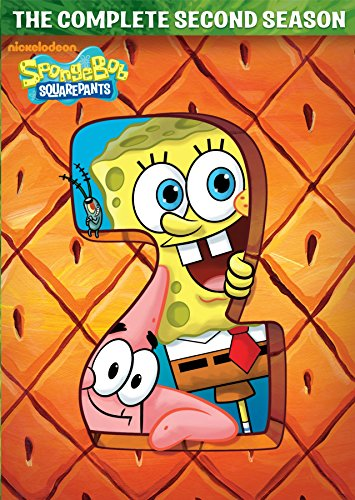 SpongeBob SquarePants - The Complete 2nd Season (Spongebob Dvd Season compare prices)