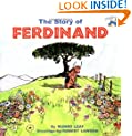 The Story of Ferdinand (Reading Railroad Books)
