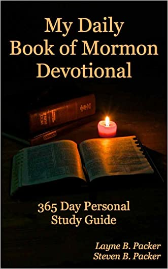 My Daily Book of Mormon Devotional - 365 Day Personal Study Guide