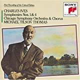 Charles Ives: Symphonies Nos. 1 & 4 / Hymns