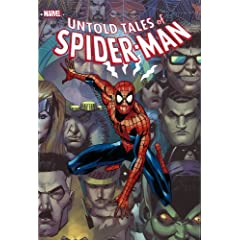Untold Tales of Spider-Man Omnibus by Kurt Busiek,&#32;G. L. Lawrence,&#32;Tom Defalco and Roger Stern