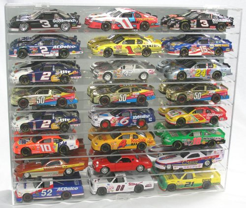 Diecast 1:24 Display Case 24ss Car 1/24 Scale