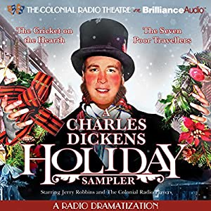 A Charles Dickens Holiday Sampler Radio/TV Program