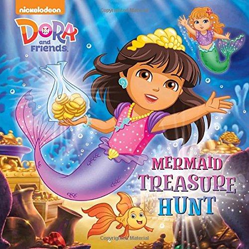 Mermaid Treasure Hunt (Dora and Friends) (Dora and Friends (Dora the Explorer))