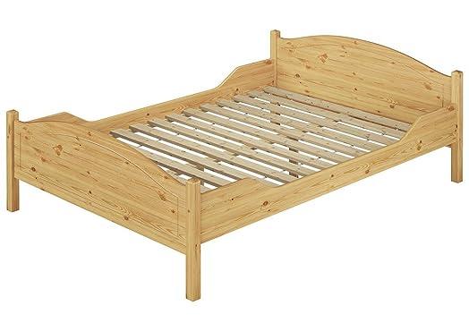 60.30-18 letto in legno di pino 180x200 cm