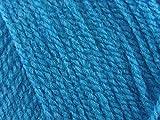 Robin DK Double Knitting Acrylic Yarn / Wool 100g - 281 Bt Turquoise