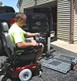 Wheelchair Carriers US208S Scooter Electric Lift Platform