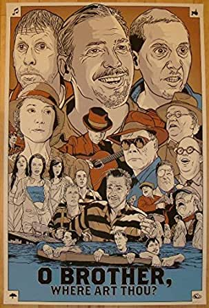 """O Brother, Where Art Thou Movie Poster 2011 """"O Brother, ..."""