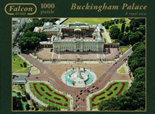 Cheap Falcon Buckingham Palace – 1000pc Jigsaw Puzzle by Falcon (B001IM5UB8)