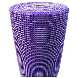 UNIVERSALPUTZGEWEBE 7 x 7 violett / Rolle 1,0 x 100 m  BaumarktKritiken und weitere Informationen