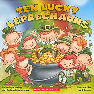 Ten Lucky Leprechauns (Turtleback School & Library Binding Edition)