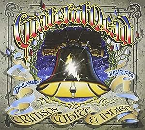 Grateful Dead Crimson White Amp Indigo July 7 1989 Jfk