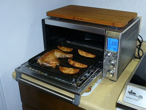 Breville Countertop Convection Oven Best Price : Breville BOV800XL Smart Oven 1800-Watt Convection Toaster Oven with ...
