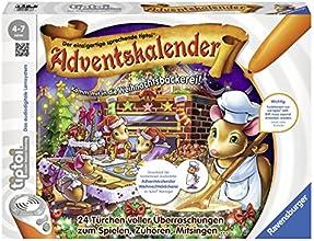 Ravensburger 00738 - tiptoi - Adventskalender 2015 - In der Weihnachtsbäckerei