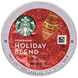 Starbucks Holiday Blend K-Cups 2016 Limited Edition, 54 Count