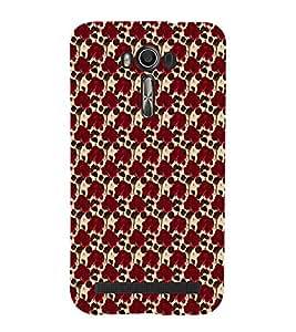 EPICCASE red roses Mobile Back Case Cover For Asus Zenfone Go (Designer Case)
