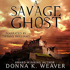 A Savage Ghost Audiobook
