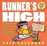 Runners High 2014 Day-to-Day Calendar