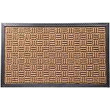 MILLIARD Polypropylene Doormat 18in.x30in. Brown