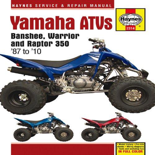 Yamaha atvs banshee warrior and raptor 350 39 87 to 39 10 for Yamaha grizzly 660 tracks