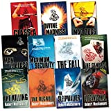 Robert Muchamore CHERUB Pack, 11 books, RRP £76.89 (Brigands M.C, Class A, Divine Madness, Mad Dogs, Man Vs. Beast, Maximum Security, The Fall, The General, The Killing, The Recruit, The Sleepwalker).