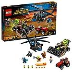 LEGO 76054 Super Heroes Batman Scarec...