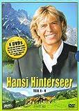 Hansi Hinterseer Box, Teil 1-4 [4 DVDs]